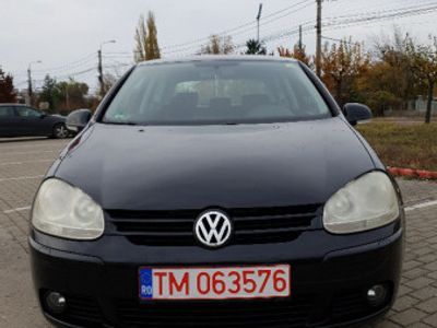 second-hand VW Golf V Goal Edition, 2006