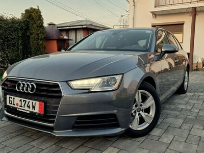 second-hand Audi A4 2017 STronic DriveS LED Navigatie Km Reali TUV TOP Zoll.