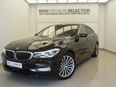 second-hand BMW 640 6 Series Gran Turismo i xDrive Luxury Line
