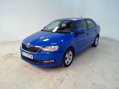 second-hand Skoda Rapid 1.6 TDI, Ambition