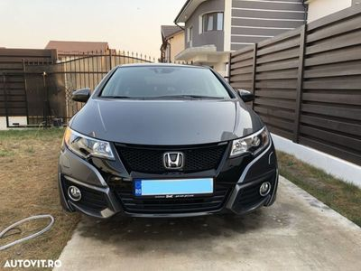 second-hand Honda Civic IX