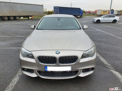 second-hand BMW 520 F10, d, 184 cp, automata, euro 5