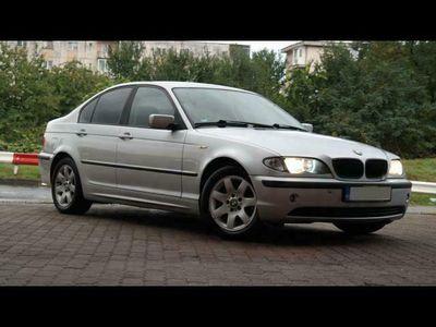 second-hand BMW 318 E46 i Facelift - an 2002, 1.8 (Benzina)