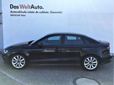 second-hand Audi A3 Lim. Attraction 1.6TDI clean diesel