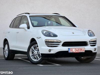 second-hand Porsche Cayenne