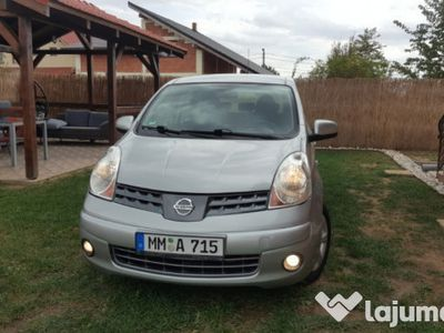 second-hand Nissan Note 1.5Dci 2008