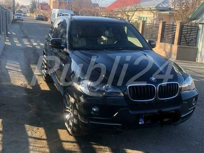 second-hand BMW X5 Seria X