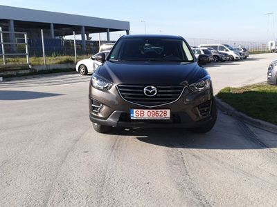second-hand Mazda CX-5 2.2 diesel 2016 150 cai