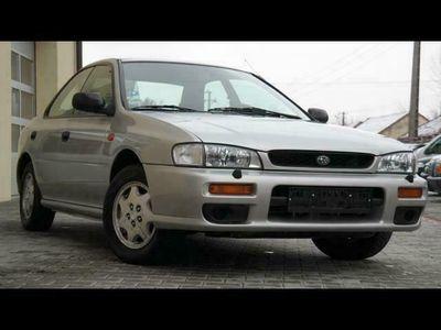 second-hand Subaru Impreza GL AWD 4x4