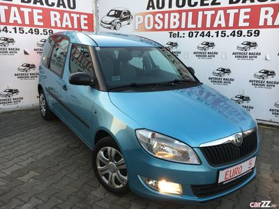 second-hand Skoda Roomster 2011-EURO 5-Posibilitate RATE-