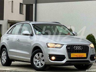 second-hand Audi Q3 4x4 * an 2012 * 2.0 TDI * 177 CP * Euro 5