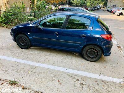 second-hand Peugeot 206 1.4E