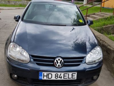 second-hand VW Golf V 4x4