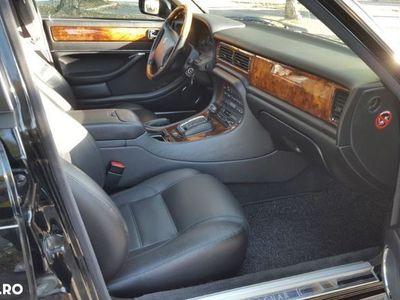 second-hand Jaguar XJ6