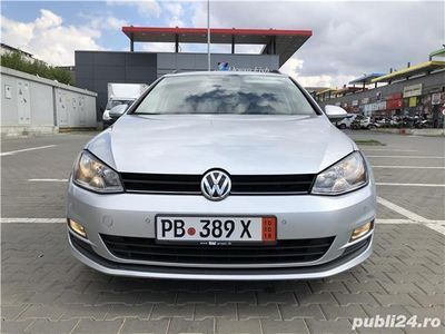 second-hand VW Golf VII Variant BMT 2.0TDI 150 CP