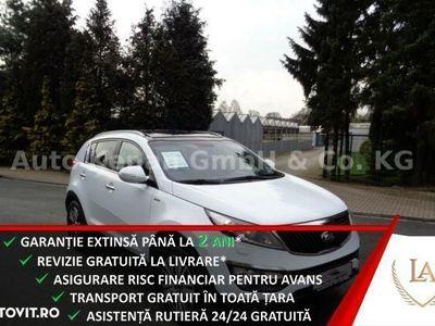 second-hand Kia Sportage