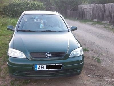 second-hand Opel Astra - CC