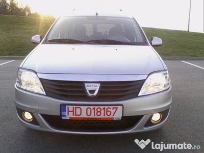 used Dacia Logan MCV black line