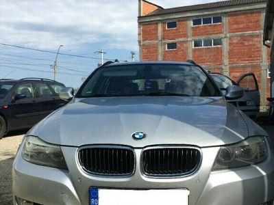 second-hand BMW 320 D 2011 euro5 AUTOMATĂ