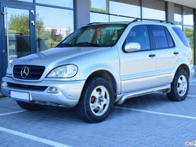 second-hand Mercedes ML270 ~ 2.7 cdi ~ Manual ~ Full