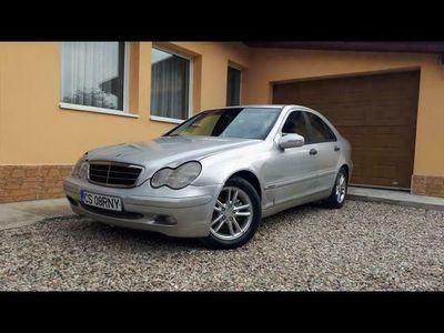 second-hand Mercedes C200 cdi