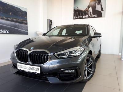 second-hand BMW 118 1 Series Coupé d Sport Line