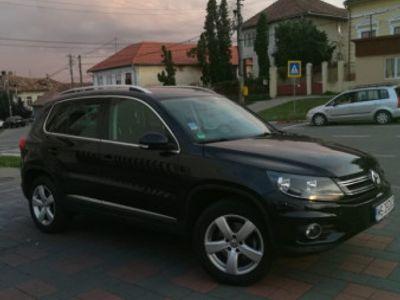 second-hand VW Tiguan 110690 km