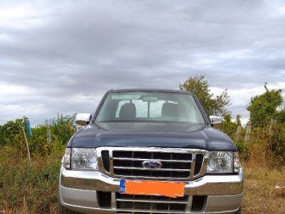second-hand Ford Ranger 4x4 2004