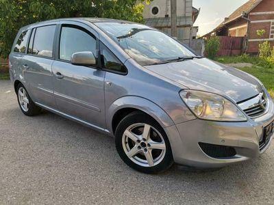 second-hand Opel Zafira 7 Locuri - an 2010, 1.9 Cdti (Diesel)