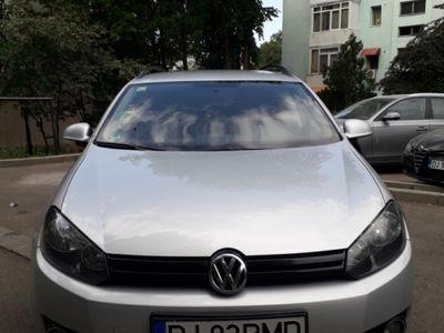 second-hand VW Golf VI 1.6 TDI 2011 Blue motion EURO 5