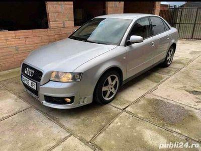 second-hand Audi A4 B6