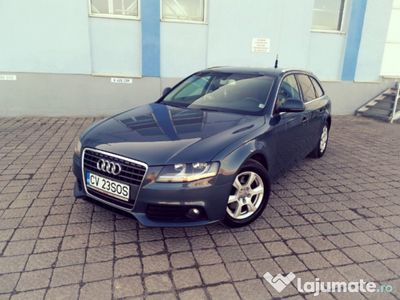 second-hand Audi A4 Euro 5