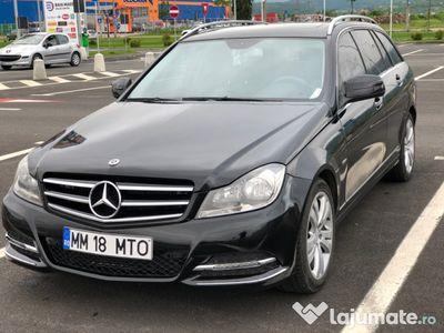 brugt Mercedes C200 avantgarde
