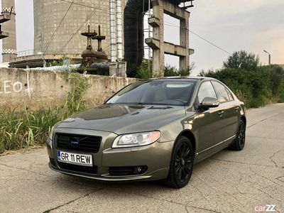 second-hand Volvo S80 D5 205 Cp Distronic Lane Assist Key Less Go Entry