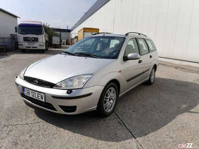 second-hand Ford Focus 1.6 BENZINA 2003