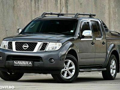 second-hand Nissan Navara 2.5