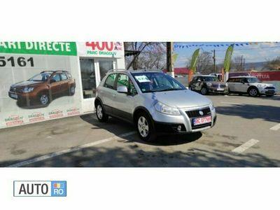 second-hand Fiat Sedici