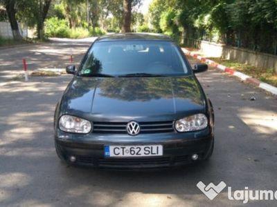 second-hand VW Golf IV 1.4 16v