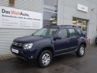 second-hand Dacia Duster Lauréate dCi 110 4WD