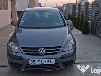 second-hand VW Golf V plus