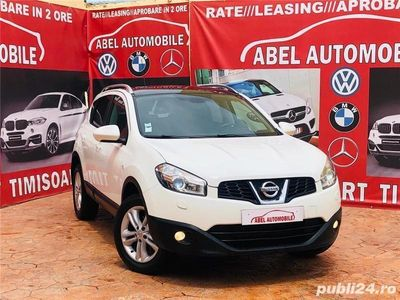 second-hand Nissan Qashqai AN 2012 1.5 DCi 110 Cp Panoramic Camere 360`