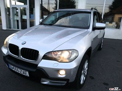 second-hand BMW X5 2009 M 3.0D 4x4 Automat Extra Full Impecabil