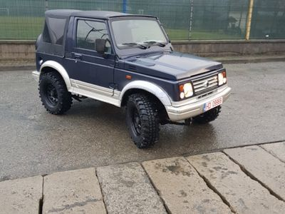 second-hand Suzuki Samurai 1.9 TD