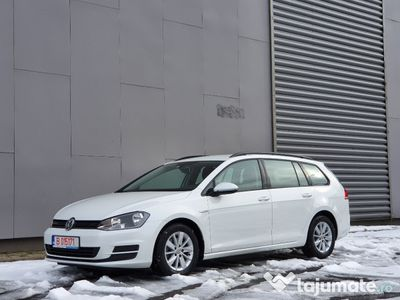 second-hand VW Golf highline