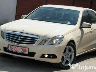 second-hand Mercedes E200 E220 - an 2010, 2.2 Cdi (Diesel)