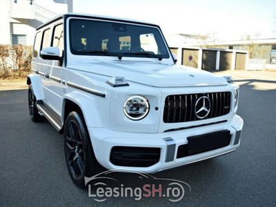 second-hand Mercedes G63 AMG AMG din 2018