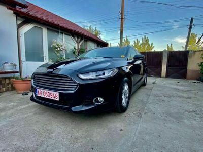second-hand Ford Mondeo Turnier