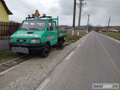 second-hand Iveco Daily turbo4x4 basculabil categ B