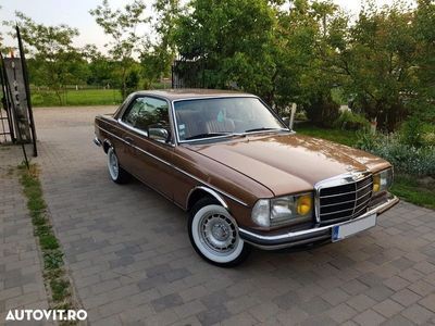 second-hand Mercedes 280 CE
