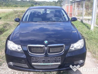 second-hand BMW 318 i an 2008 import Germania